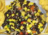 Black Bean and Corn Salsa. Recipe by Lali
