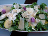 Summer Squash Salad With Lemon, Capers and Parmesan. Recipe by ms_bold