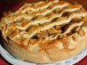 Dutch Apple Pie (Oma's Appeltaart). Recipe by Mizzle