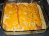 Simply Sour Cream Chicken Enchiladas