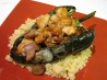 Chicken Stuffed Poblano Chiles. Recipe by PaulaG