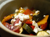 Roasted Vegetables and Feta. Recipe by kolibri