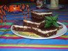 Layered Brownies. Recipe by Lvs2Cook