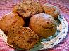 Low Fat Carrot Bran Muffins