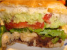Mexican-Style Chicken Sandwiches. Recipe by Southern Polar Bear