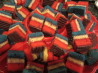 Italian Tri-Color Cookies (Rainbow Cookies)