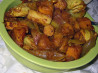 Spiced Winter Squash With Fennel. Recipe by Kumquat the Cat's friend