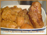 Low Fat Cholent: Israeli Chaminc Israeli Chamin (Kosher-Meat). Recipe by Smadar's Sane Way ©