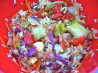 Antipasto Pasta Salad. Recipe by Kim127