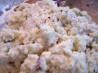 Garlic, Blue Cheese Mashed Potatoes. Recipe by Rita~