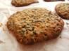 Quinoa Tahini Cookies