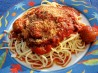 Slow Simmered Spaghetti and Meatballs (Crock Pot). Recipe by Impera_Magna