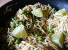 Thai Coconut Curry Noodles. Recipe by Heydarl