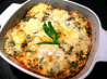Baked Cheesy Eggs With Leeks and Tarragon. Recipe by *Parsley*