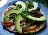 Avocado Pizza. Recipe by Lani D