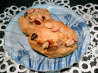 Dried Cherry and Almond Scones. Recipe by Charlotte J
