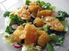 Moroccan Orange-Walnut Salad (Zwt II). Recipe by twissis