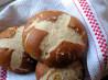 Bretzel Rolls (Bavarian Pretzel Sandwich Rolls)
