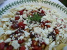 Bow Tie Pasta With Feta, Pine Nuts and Tomatoes. Recipe by susie cooks