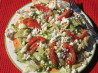 Zesty Salad With Tortilla Strips. Recipe by NcMysteryShopper