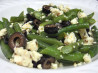 Salad of French-Style Green Beans and Goat's Cheese. Recipe by Is This Really Necessary