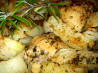 Roasted Chicken With Rosemary, Lemon and Garlic. Recipe by JanetB-KY