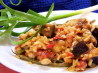 Vegetarian Paella. Recipe by Studentchef