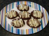 Chocolate Surprise Cookies. Recipe by Matthew Molus