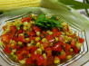 Corn and Red Pepper Medley. Recipe by Ms*Bindy