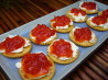 Sweet Red Pepper Relish/Spread. Recipe by cookiedog