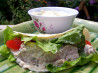 Wasabi Tuna Salad. Recipe by Rita~