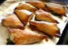 Mini Spanakopita (Greek Spinach Pies). Recipe by nsomniak6
