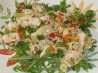 Orzo Salad. Recipe by Halcyon Eve