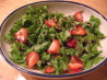 Favorite Strawberry Spinach Salad. Recipe by Cheld