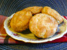 Walla Walla Onion Biscuits. Recipe by Mikekey