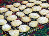 Hawaiian Coconut Shortbread Cookies