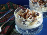Rice Pudding With Dried Cherries. Recipe by Charlotte J