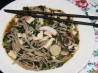 Dofu Cai Mian (Tofu Vegetable Noodle Soup, Two Versions). Recipe by BrotherAdso
