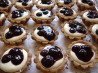Blueberry Tarts With Meyer Lemon Cream. Recipe by greysangel