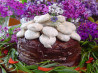 Chocolate Meringue Cake. Recipe by Sherrybeth