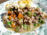 """gobble-Up""  Turkey Cottage Pie. Recipe by Chef Cindee, CA"