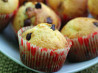Chocolate Chip Muffins. Recipe by RecipeNut