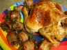 Kittencal's Best Juicy Whole Roasted Chicken. Recipe by Kittencalskitchen