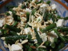 Green Bean Salad With Pine Nuts and Feta. Recipe by Ricky Henry-Davies