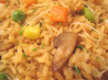 Vegan Fried Rice. Recipe by tunasushi