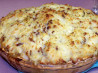 Deep Dish Leftover Turkey Pot Pie. Recipe by Rita~