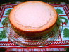 Splendid Eggnog Cheesecake. Recipe by Annacia