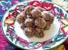 Gingered Date Balls - No Cook. Recipe by Rita~