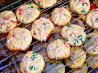 Triple Vanilla Bean Cookies. Recipe by Rita~