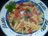 Penne With Oyster Mushrooms, Prosciutto, and Mint. Recipe by cookiedog